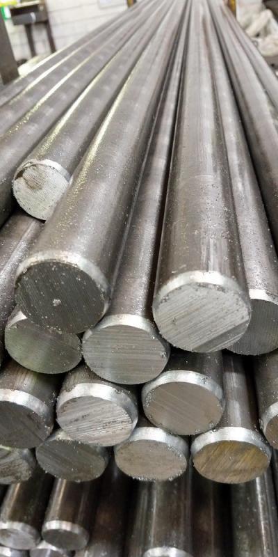 Barra de aço trefilado