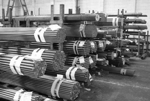Distribuidor de aço trefilado