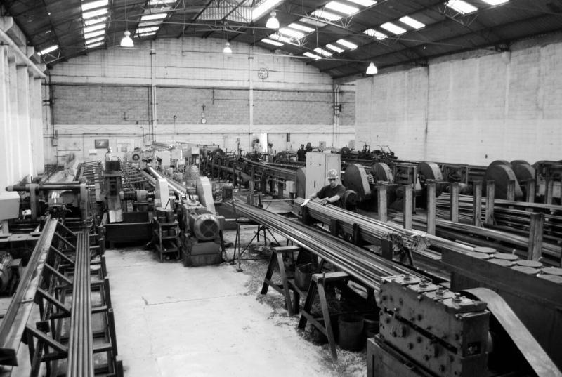 Empresas de aço