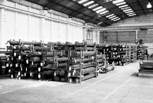 Fornecedores de aço trefilados
