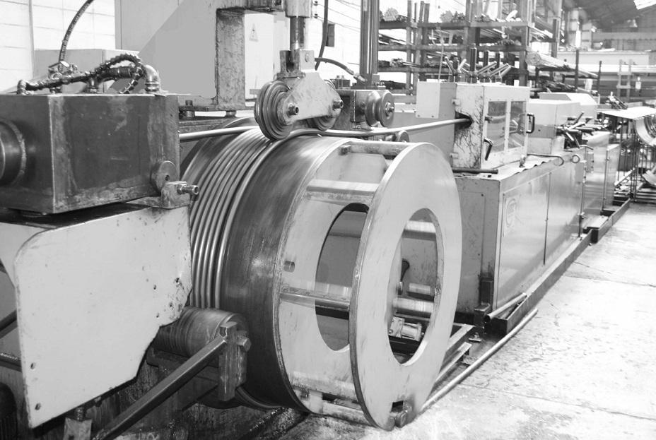 Trefilação Fio Máquina